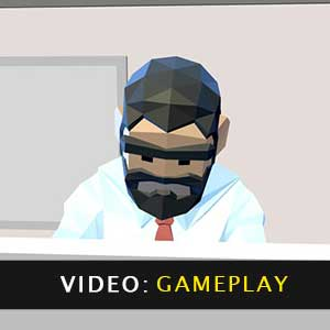 Doug Hates His Job Gameplay Video