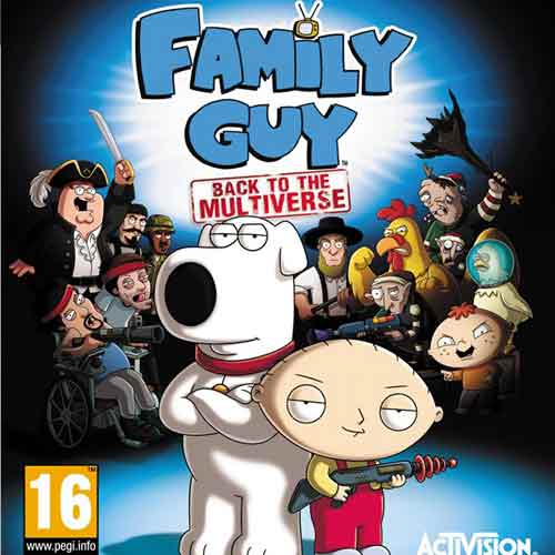 Family Guy Back to the Multiverse Digital Download Price Comparison