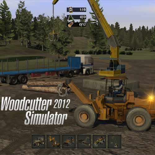 Woodcutter Simulator 2012 Digital Download Price Comparison