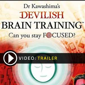Dr. Kawashimas Devilish Brain Training Nintendo 3DS Prices Digital or Box Edition