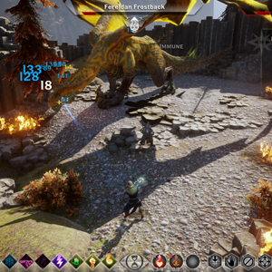 Dragon Age Inquisition Xbox One - Battle