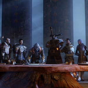 Dragon Age Inquisition Xbox One - Characters