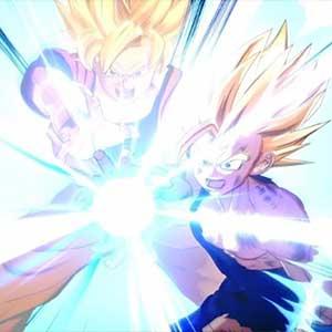 train with Goku