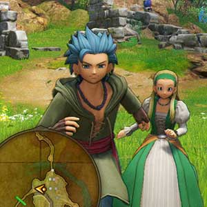 DRAGON QUEST 11 S Echoes of an Elusive Age Heliodor Region