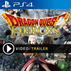 Dragon Quest Heroes Edition PS4 Prices Digital or Box Edition