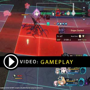 Dragon Star Varnir PS4 Gameplay Video