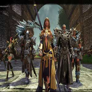 Dragons Prophet Characters