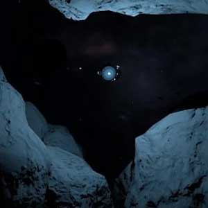 DRONE Zero Gravity Asteroids