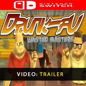 Drunk-Fu Wasted Masters Nintendo Switch Prices Digital or Box Edition