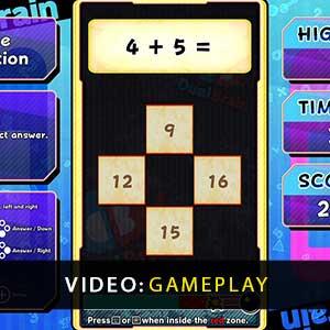 Dual Brain Vol 1 Calculation Gameplay Video