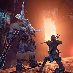 Dungeons & Dragons Dark Alliance Ice Giant