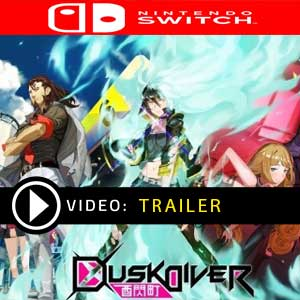 Dusk Diver Nintendo Switch Prices Digital or Box Edition