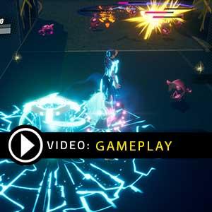 Dusk Diver Gameplay Video