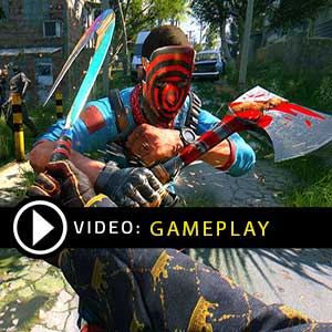 Dying Light Bad Blood Gameplay Video