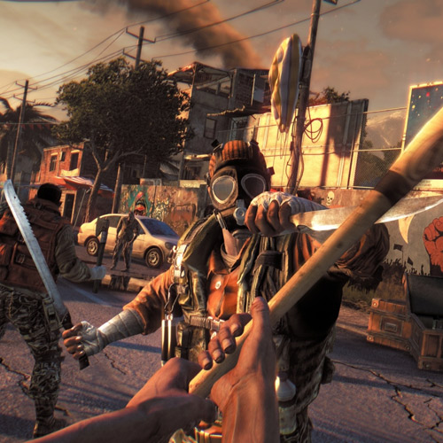 Dying Light PS4 - Gameplay