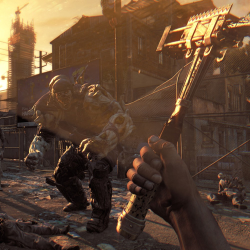 Dying Light Xbox One 4 vs 1