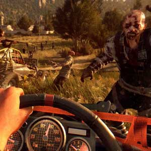 Dying Light The Following Dirt Buggy