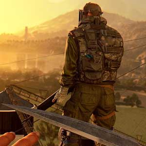 Dying Light The Following Xbox One - Knife