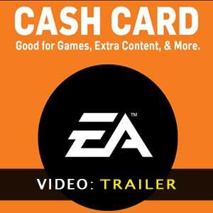 EA Origin Cash Card Video Trailer
