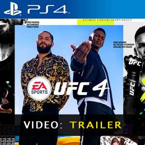 UFC 4 PS4 Prices Digital or Box Edition