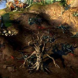 Eador Masters of the Broken World - Castle