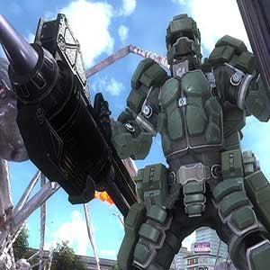 Earth Defense 5 - EDF Soldier