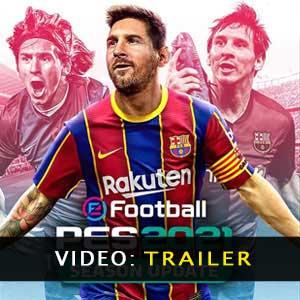 PES 2021 Trailer Video
