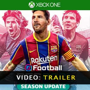 PES 2021 Season Update Xbox One Prices Digital or Box Edition