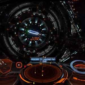 Elite Dangerous Spaceship