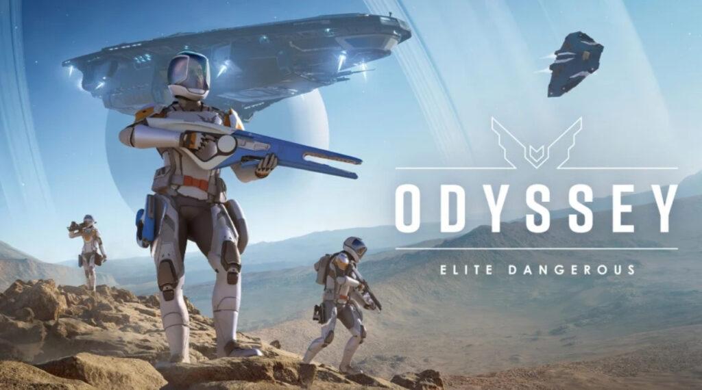 Elite Dangerous Odyssey Featured Image