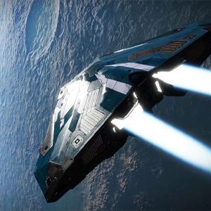 Elite Dangerous Odyssey Deluxe Alpha Expansion - COBRA MK III
