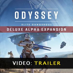 Elite Dangerous Odyssey Deluxe Alpha Expansion Video Trailer