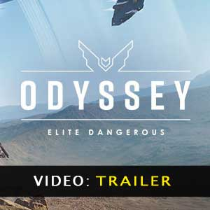 Elite Dangerous Odyssey Trailer Video