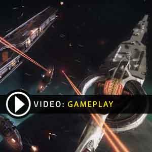 Elite Dangerous Online Multiplayer Gameplay Video