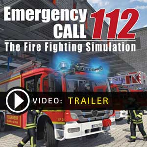 Emergency Call 112 The Fire Fighting Simulation Digital Download Price Comparison