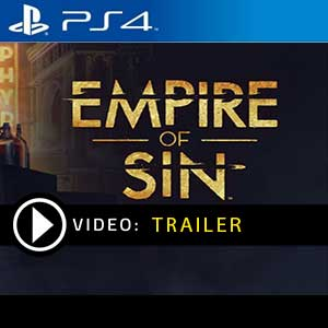 Empire of Sin PS4 Prices Digital or Box Edition