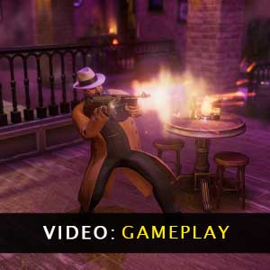Empire of Sin gameplay video