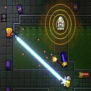 Enter the Gungeon - Laser