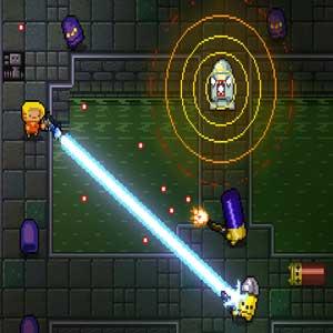 Enter the Gungeon - Laser