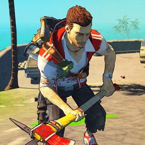 Escape Dead Island - Makeshift Axe