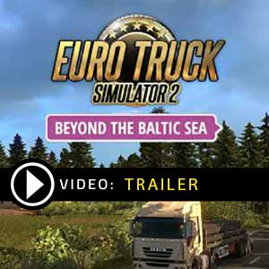 Euro Truck Simulator 2 Beyond the Baltic Sea Digital Download Price Comparison
