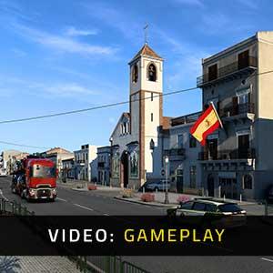 Euro Truck Simulator 2 Iberia Gameplay Video