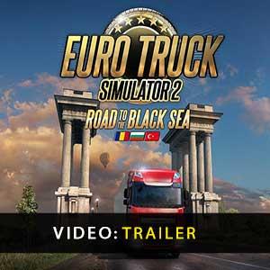 Euro Truck Simulator 2 Road to the Black Sea Video Trailer