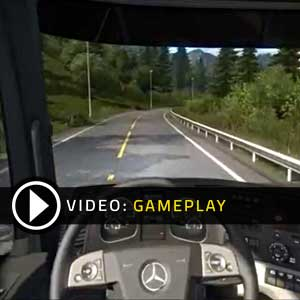 Euro Truck Simulator 2 Scandinavia Gameplay Video