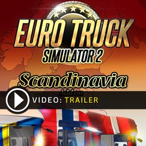 Euro Truck Simulator 2 Scandinavia Digital Download Price Comparison