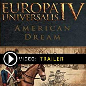 Europa Universalis 4 American Dream Digital Download Price Comparison
