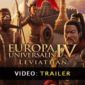 Europa Universalis 4 Leviathan Video Trailer