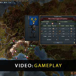Europa Universalis 4 Rights of Man Content Pack Gameplay Video