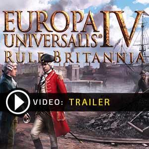 Buy Europa Universalis 4 Rule Britannia CD Key Compare Prices