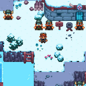 Evoland 2 In-game Image